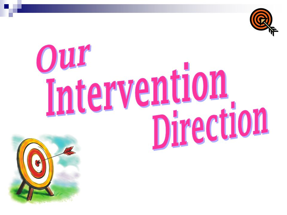Our Intervention Direction