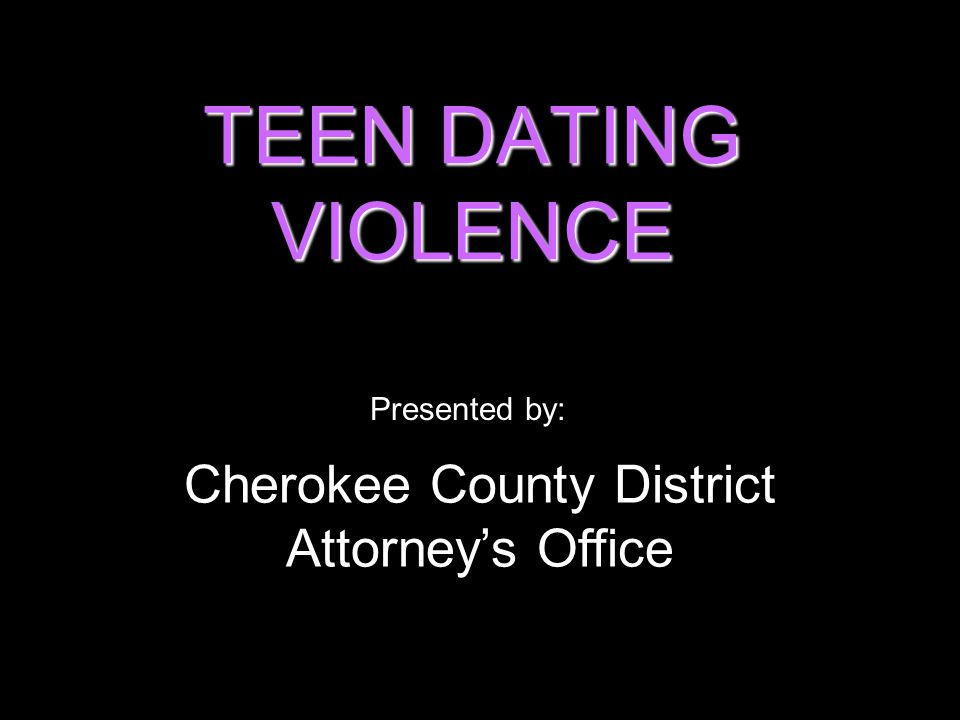 Cherokee County District Attorney's Office