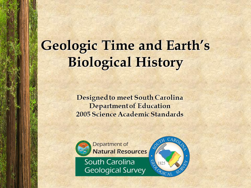 Geologic Time and Earth's Biological History