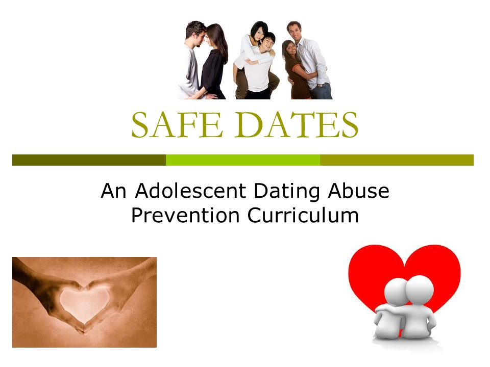 An Adolescent Dating Abuse Prevention Curriculum
