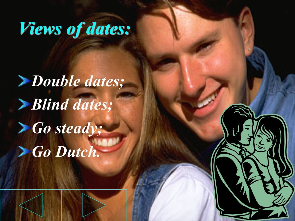 What is double dutch dating