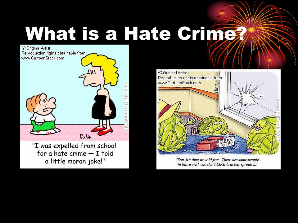 What is a Hate Crime