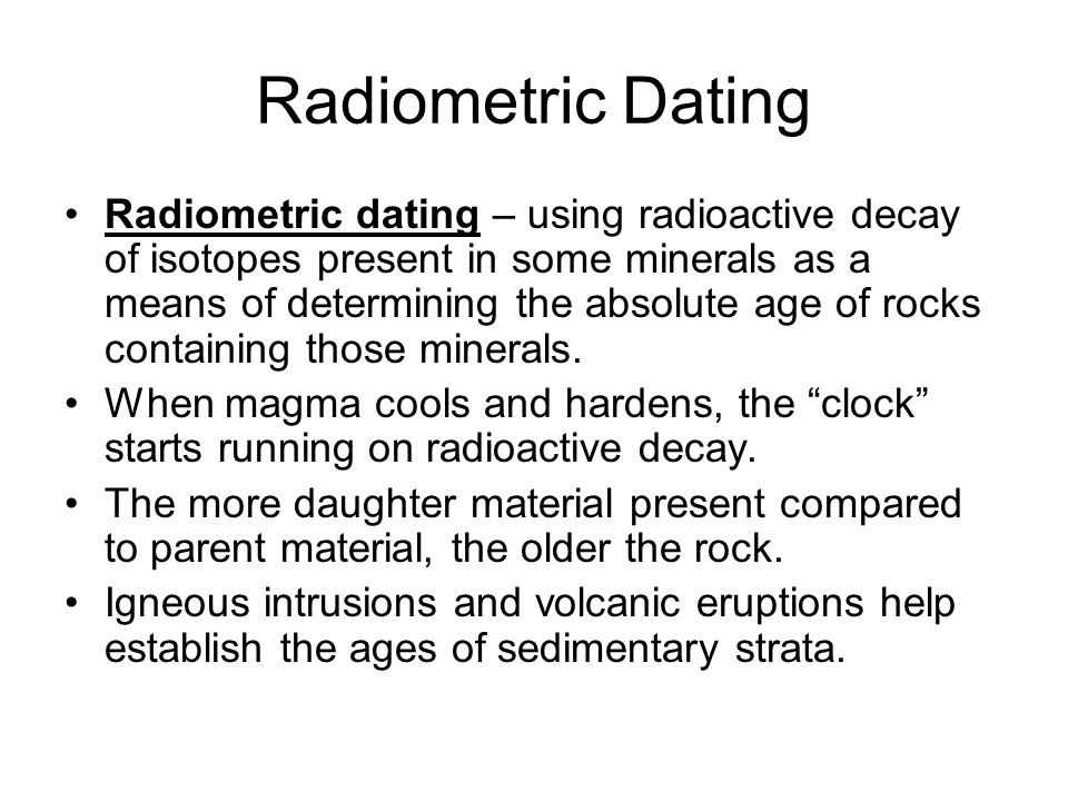 Geologic Dating Methods Are They Always Accurate - Life Hope & Truth