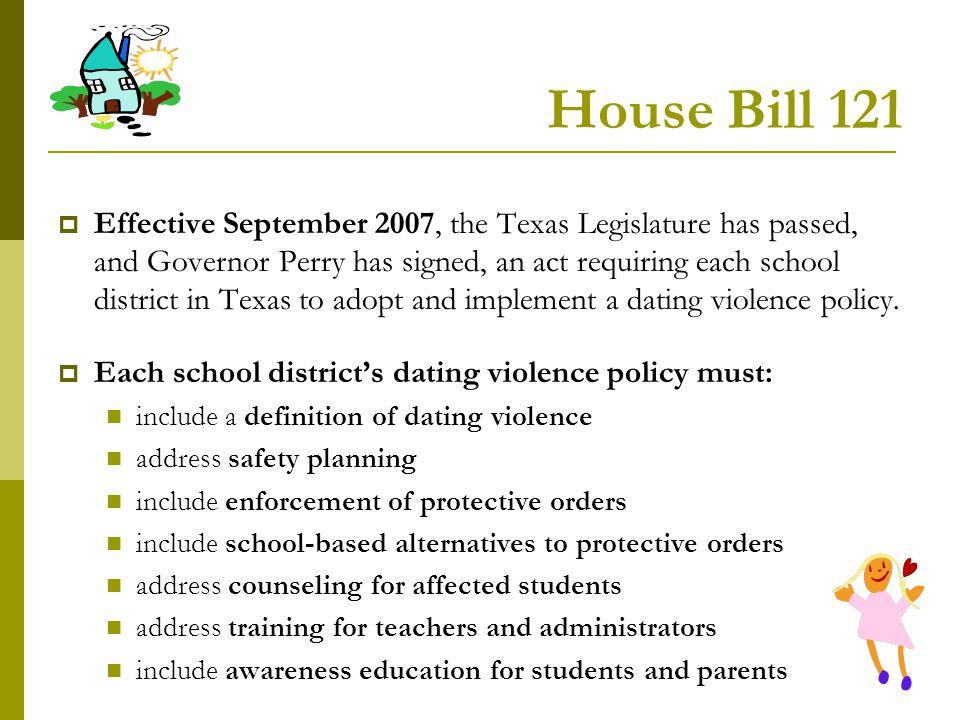 House Bill 121