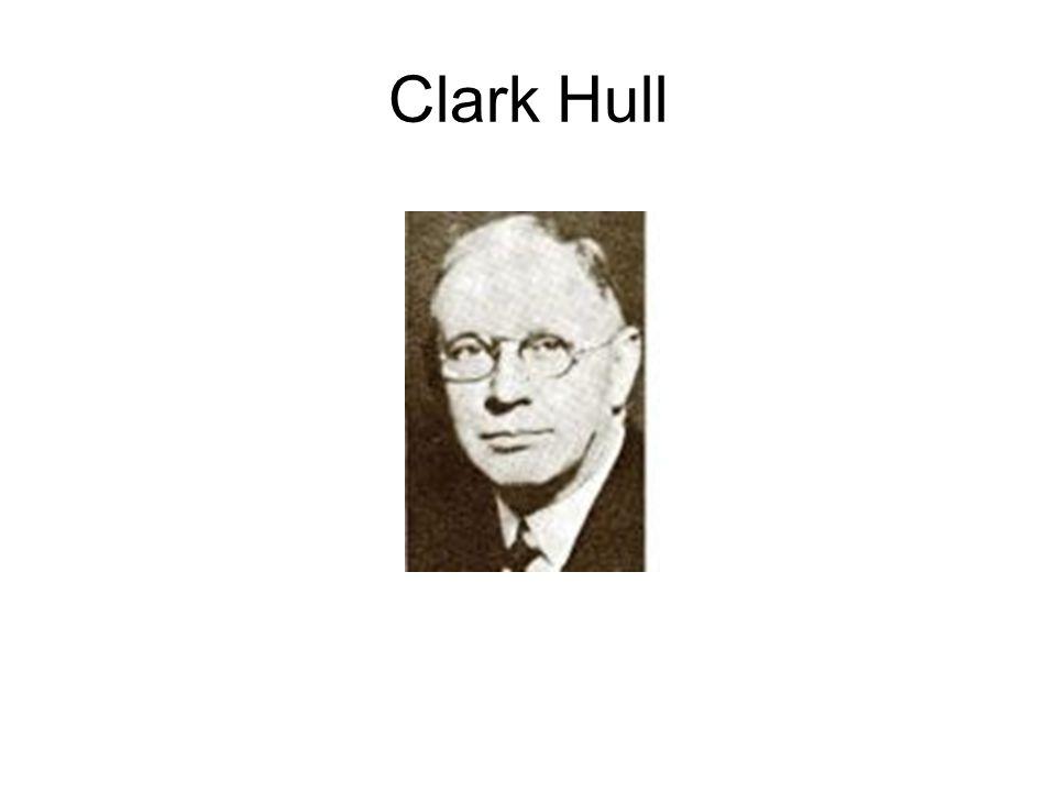 Clark Hull