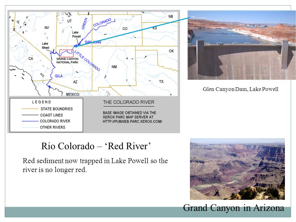 Rio Colorado – 'Red River'
