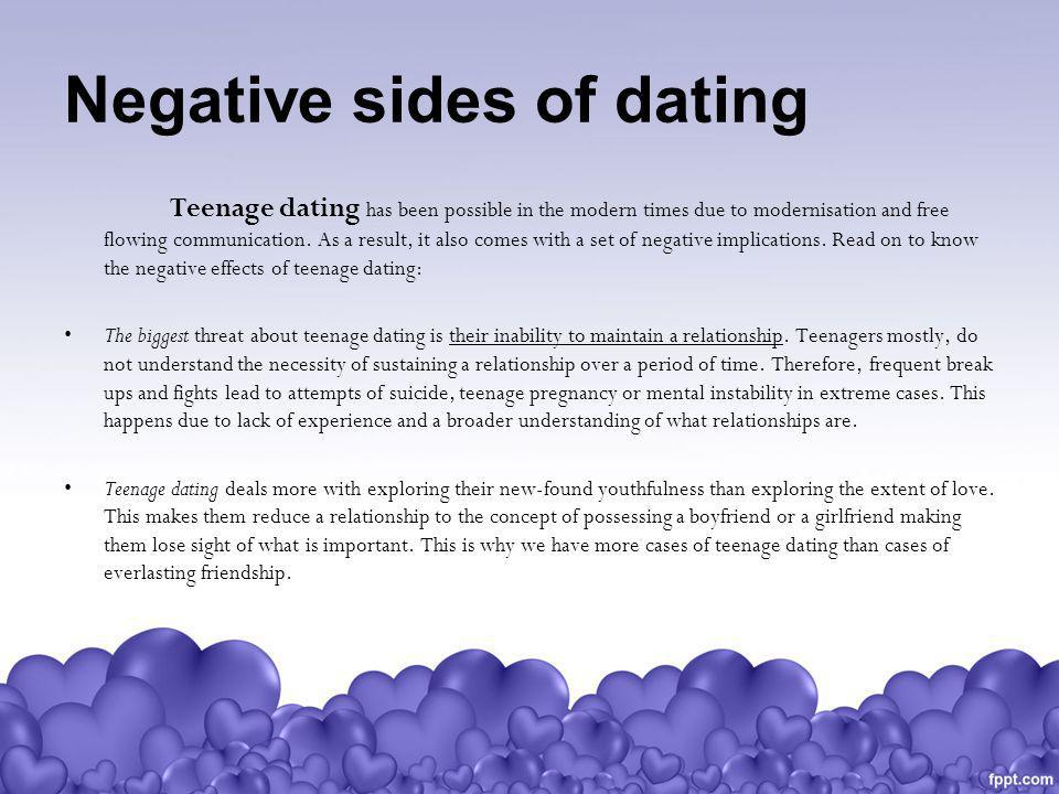 What to consider when online dating
