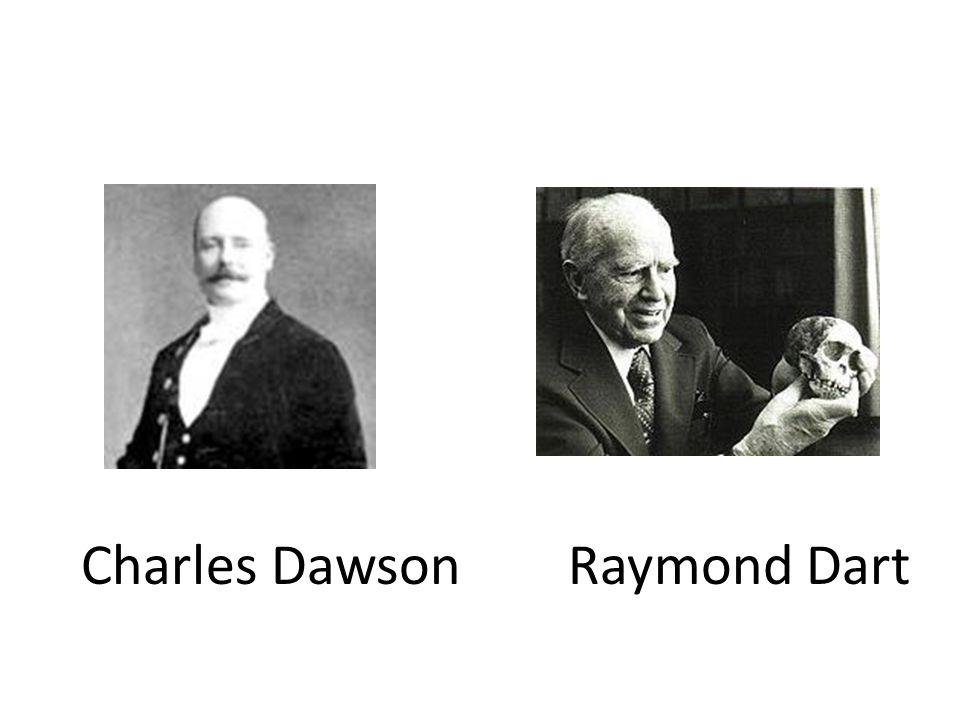Charles Dawson Raymond Dart