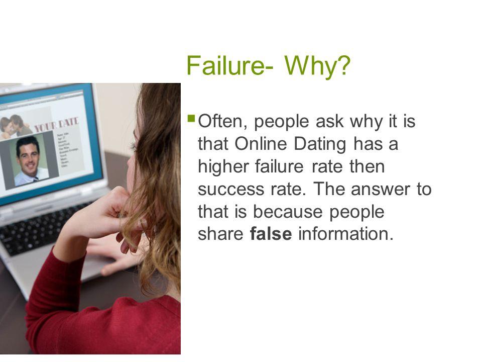 Failure- Why