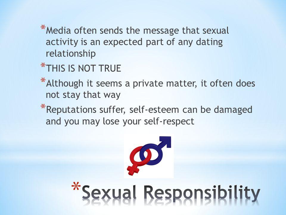 Sexual Responsibility