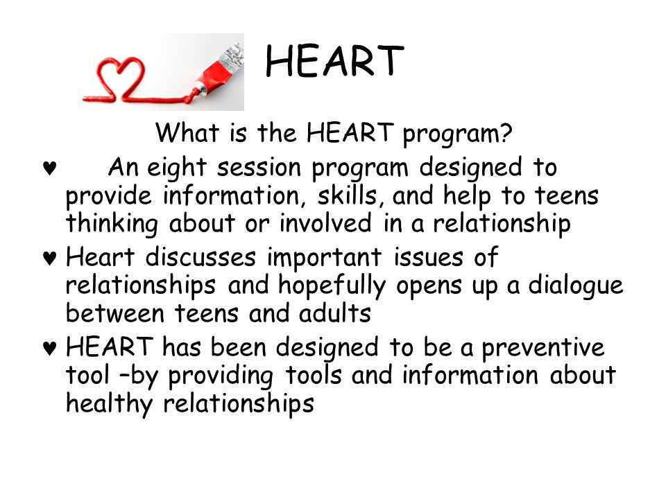 What is the HEART program