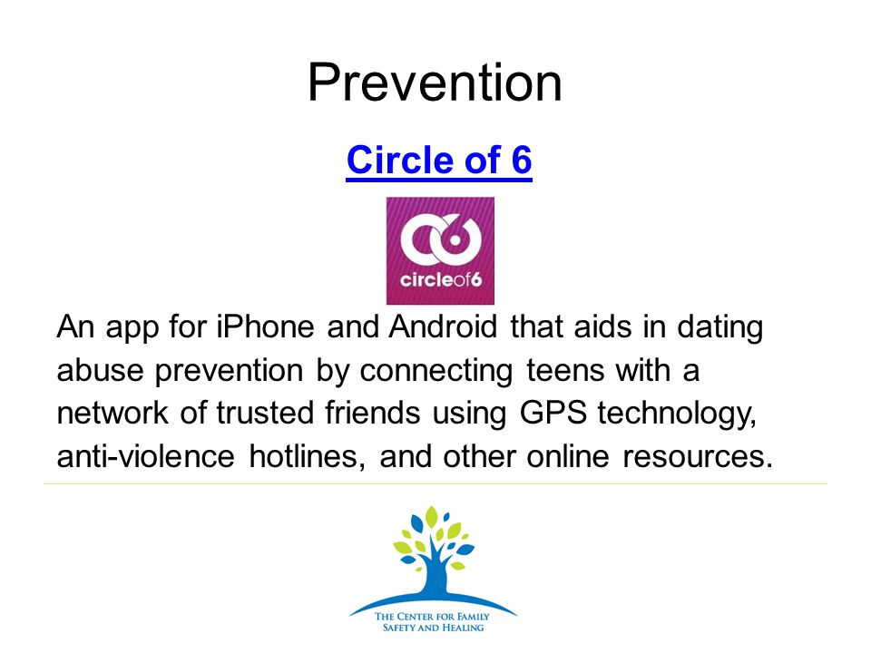 Prevention Circle of 6.