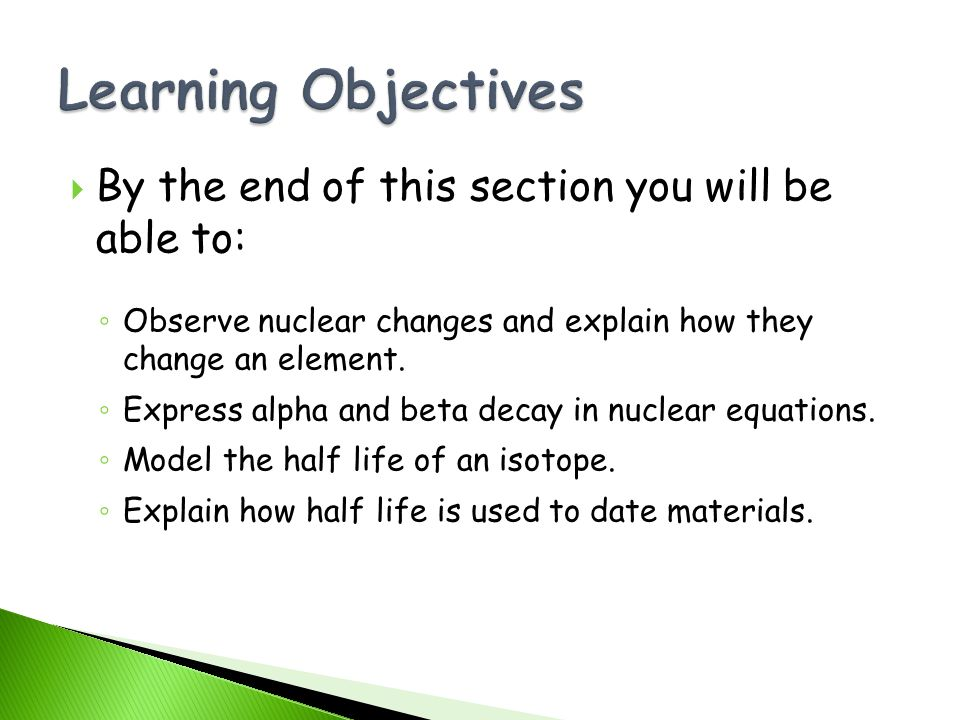 Learning Objectives By the end of this section you will be able to: