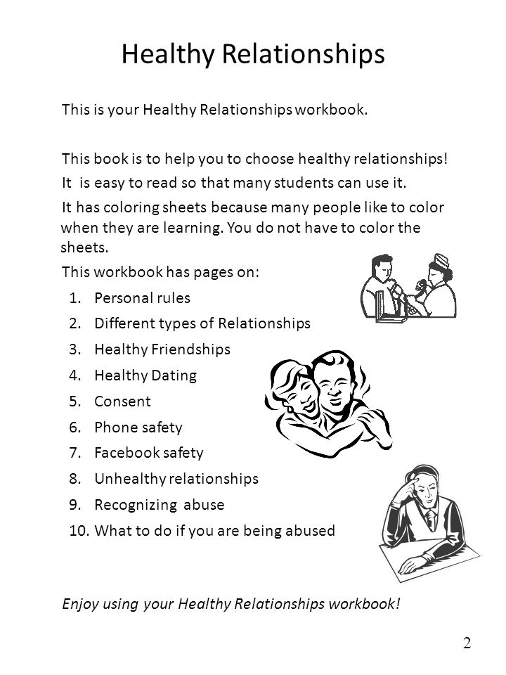 relationship workbooks for couples pdf