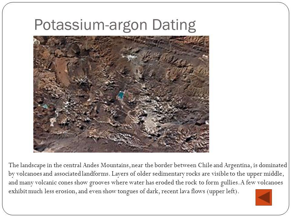 Potassium-argon Dating