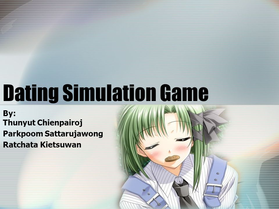 Dating Simulation Game