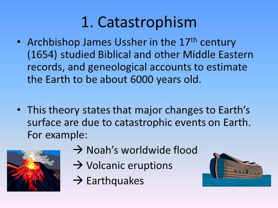 1. Catastrophism