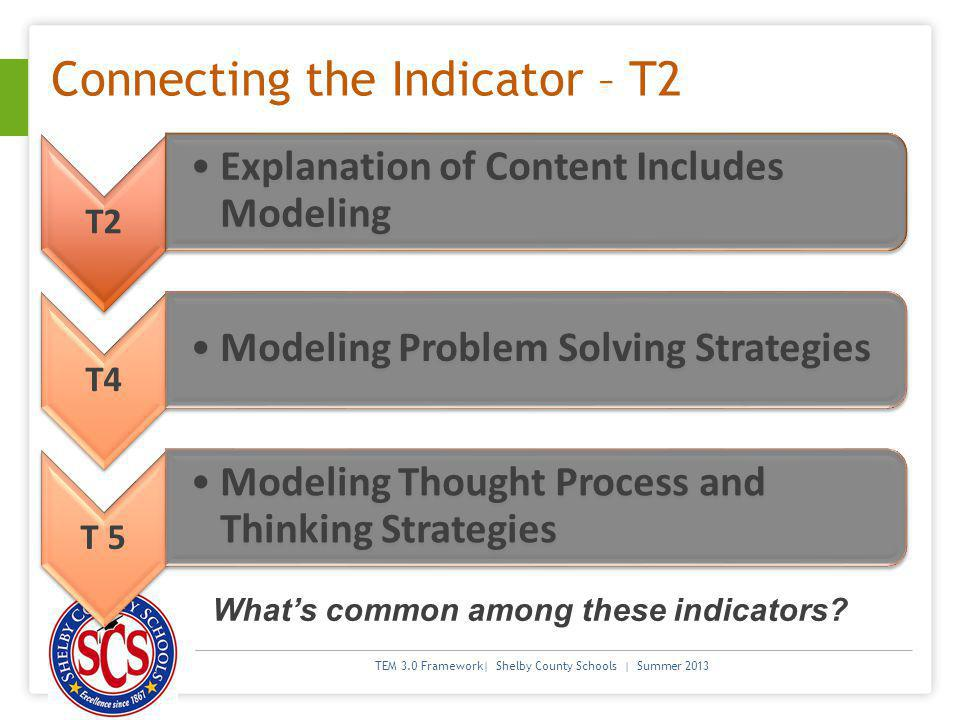 Connecting the Indicator – T2