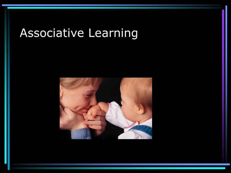 Associative Learning