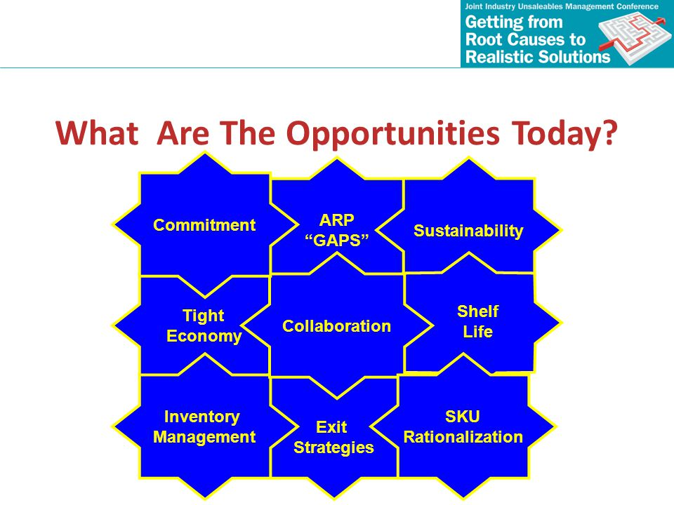 What Are The Opportunities Today