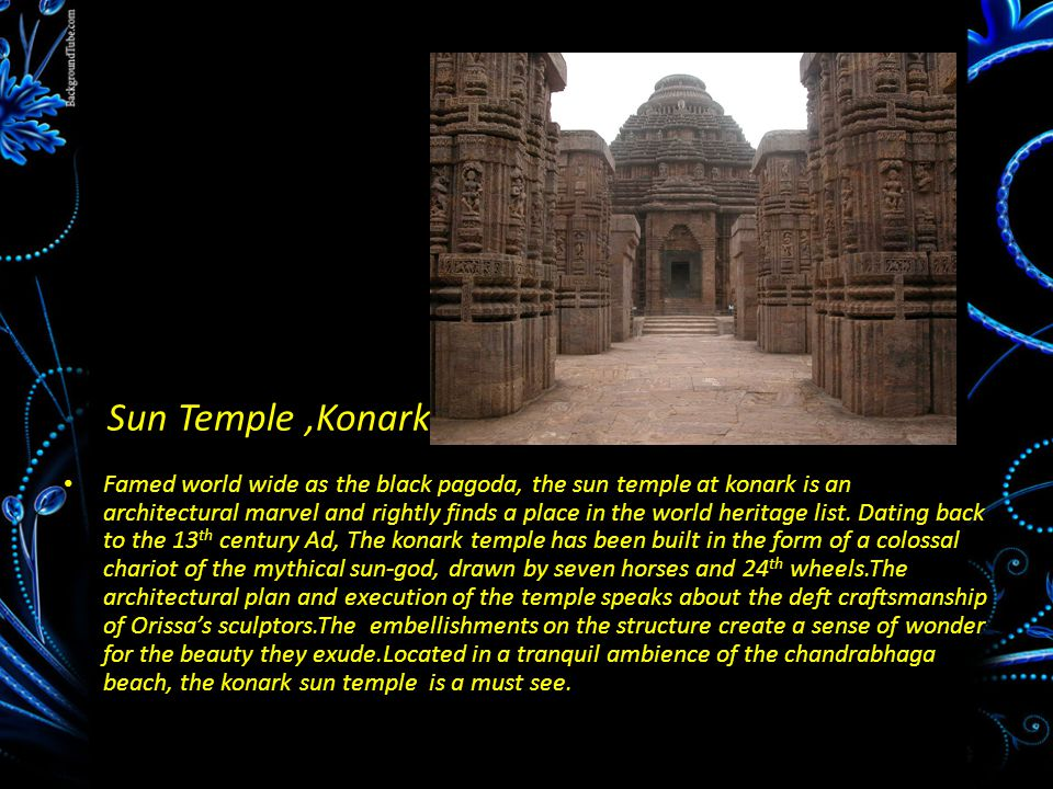 Sun Temple ,Konark