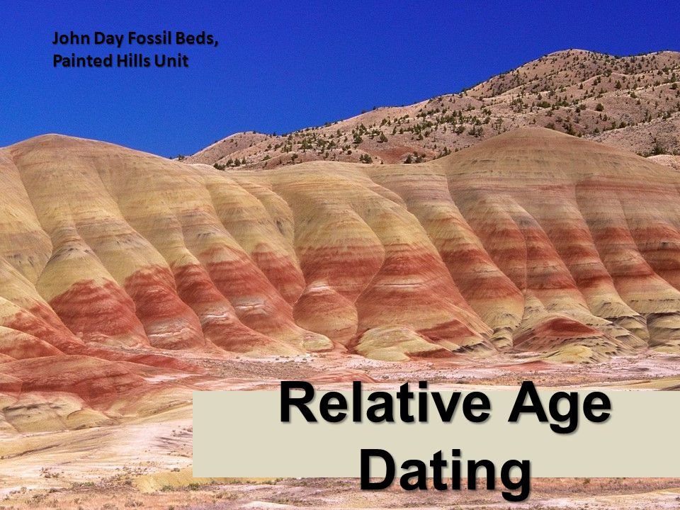 John Day Fossil Beds, Painted Hills Unit