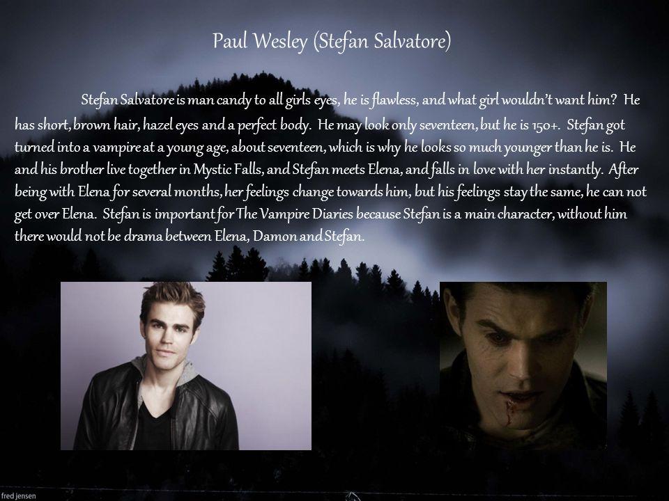 Paul Wesley (Stefan Salvatore)