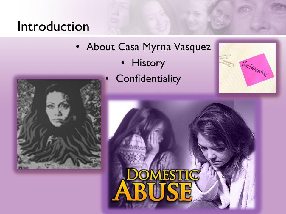 About Casa Myrna Vasquez