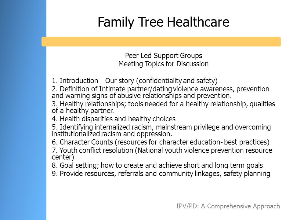 Family Tree Healthcare