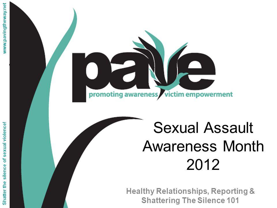 Sexual Assault Awareness Month 2012