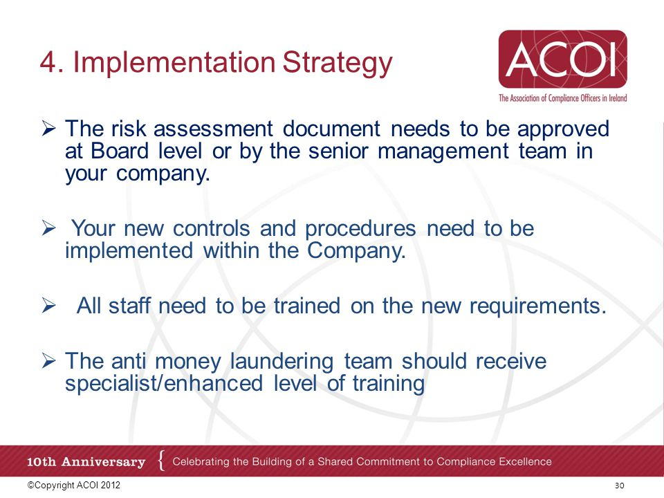 4. Implementation Strategy