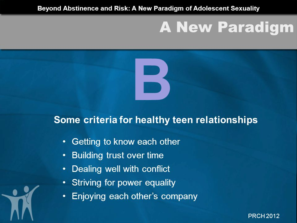 Preventing Teen Dating Violence