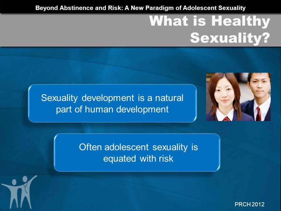 What is Healthy Sexuality