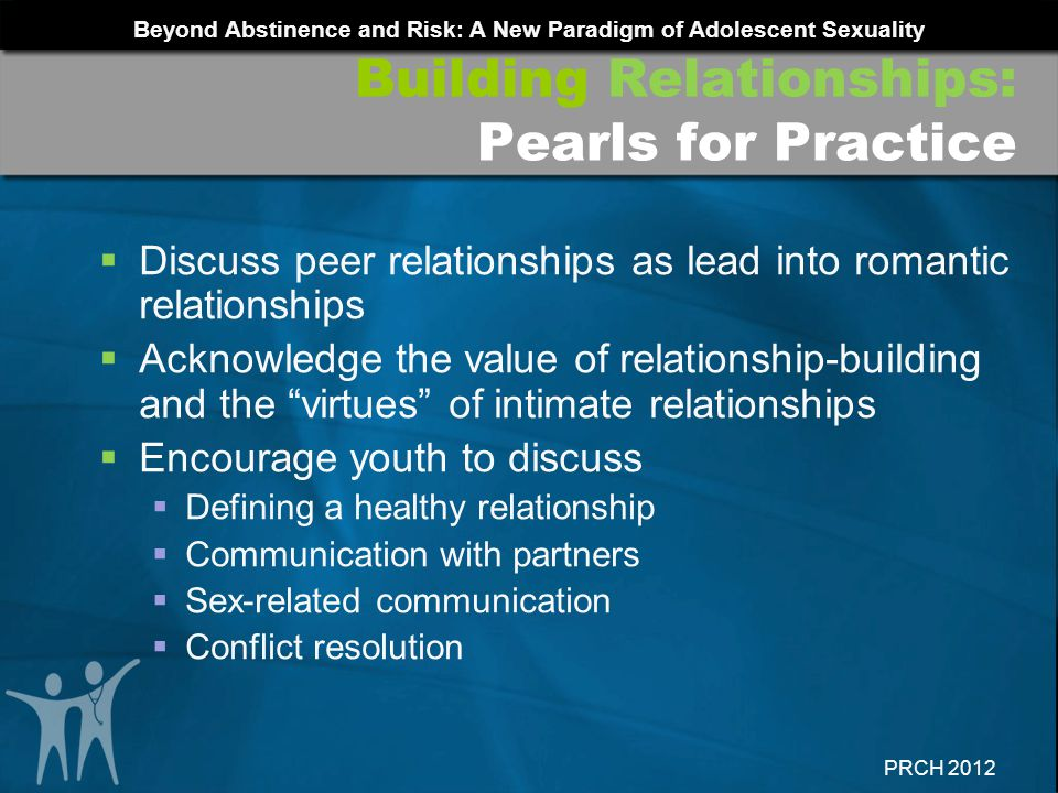 Building Relationships: Pearls for Practice