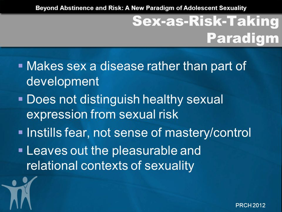 Sex-as-Risk-Taking Paradigm
