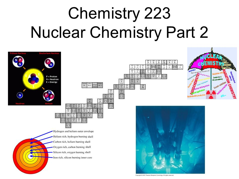 Nuclear Chemistry Part 2