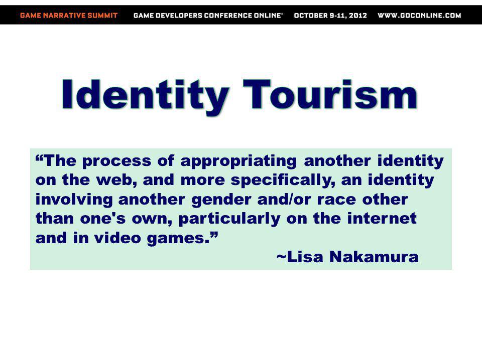 Identity Tourism