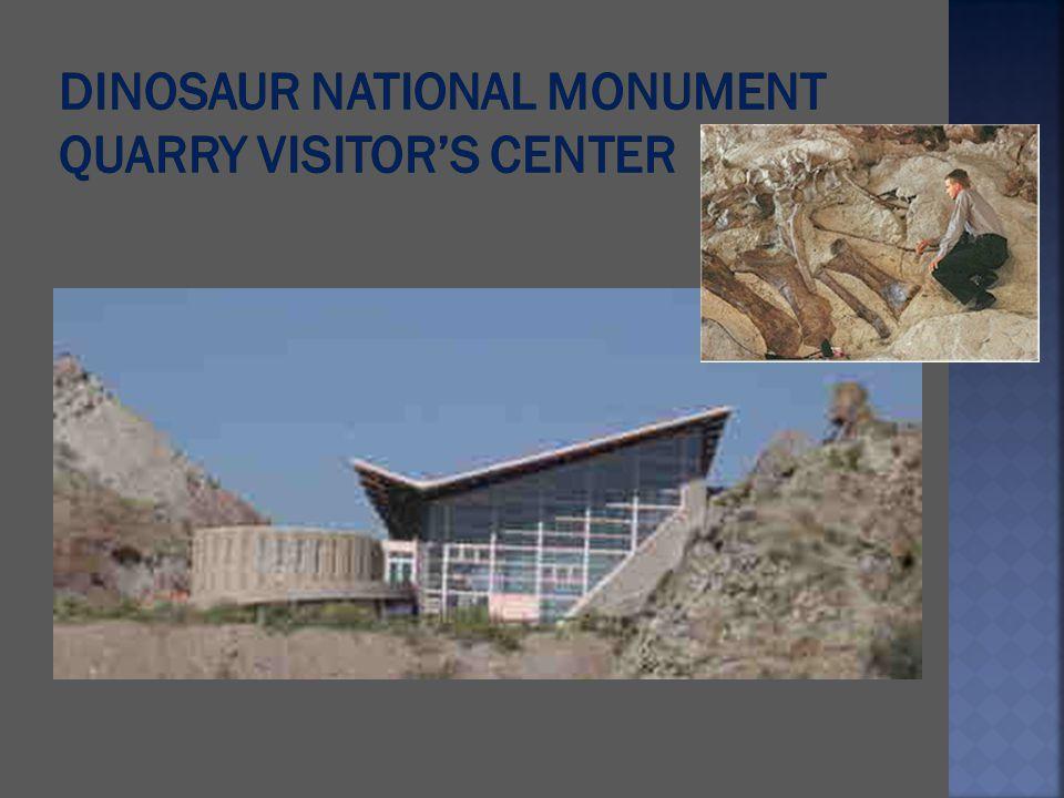 Dinosaur National Monument Quarry Visitor's Center
