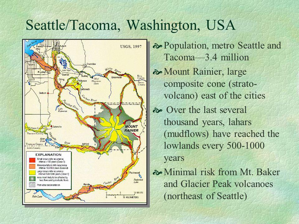 Seattle/Tacoma, Washington, USA