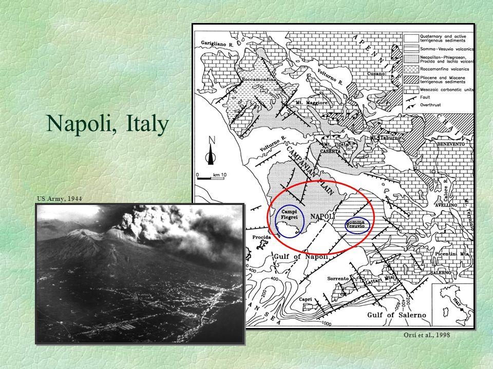 Napoli, Italy US Army, 1944 Orsi et al., 1998