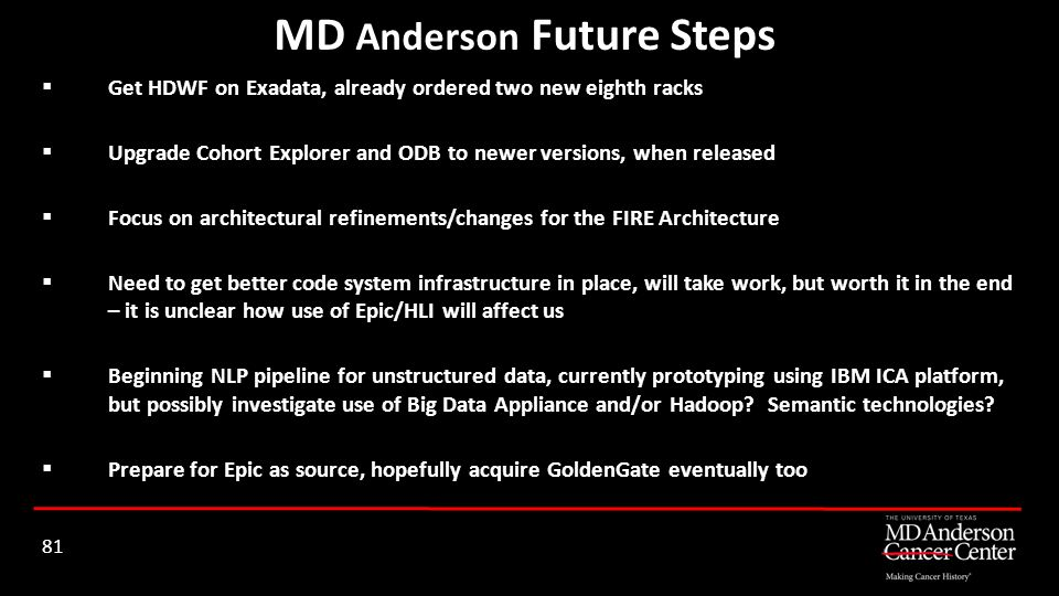 MD Anderson Future Steps