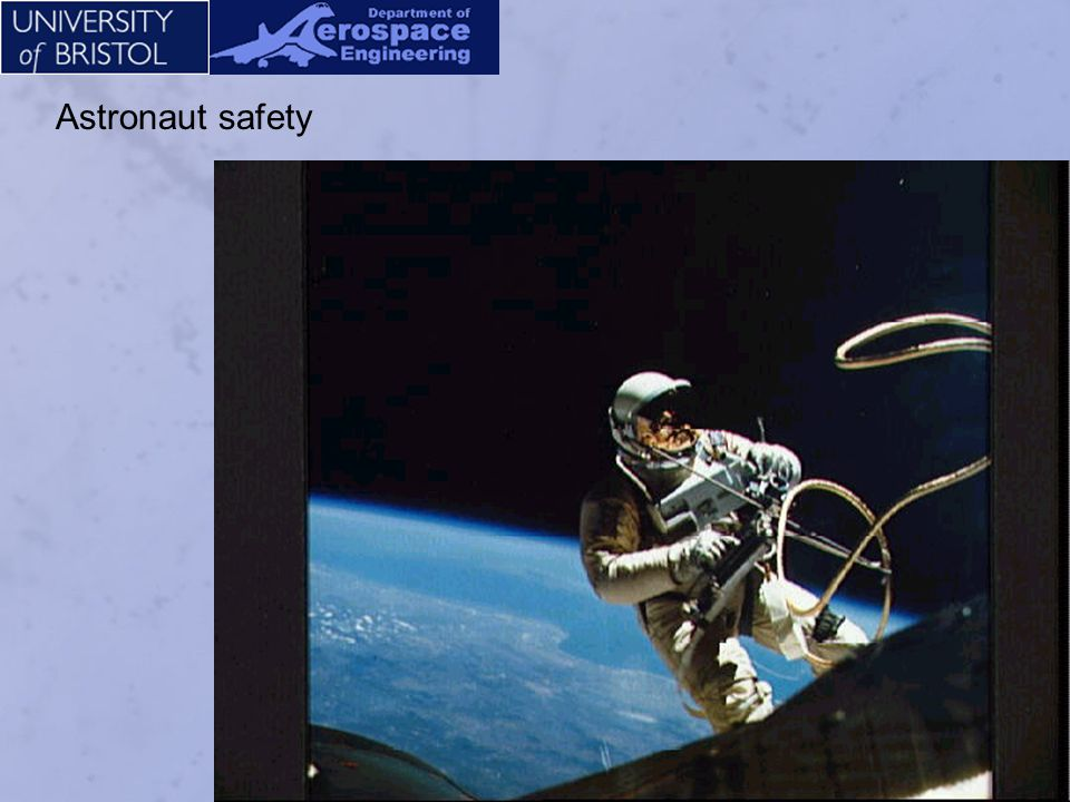 Astronaut safety