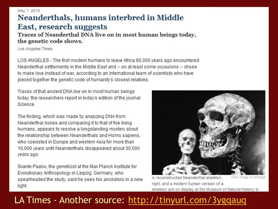 LA Times - Another source: http://tinyurl.com/3ygqauq