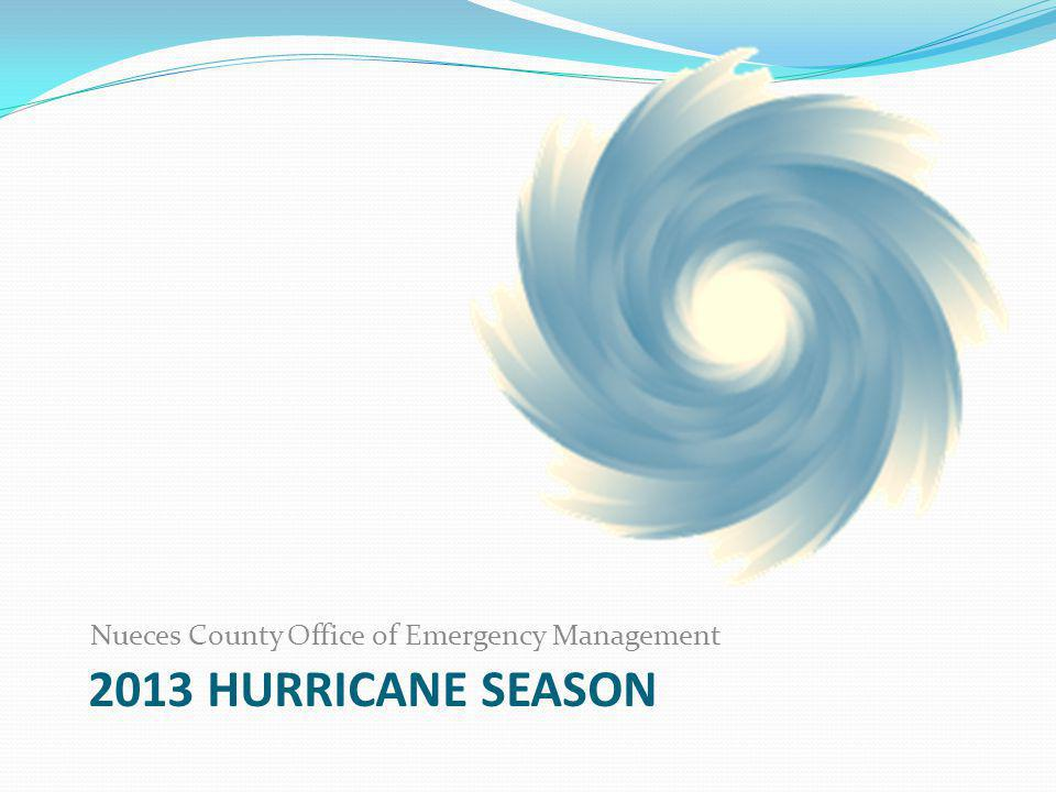 Nueces County Office of Emergency Management