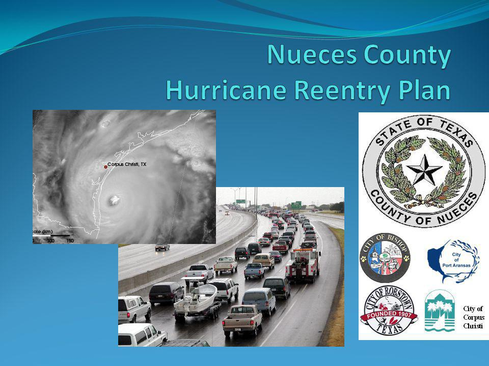 Nueces County Hurricane Reentry Plan