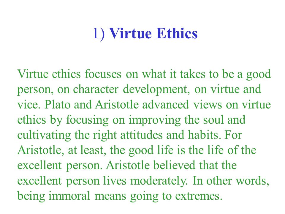 professional ethics dr charles hinkley ppt  1 virtue ethics