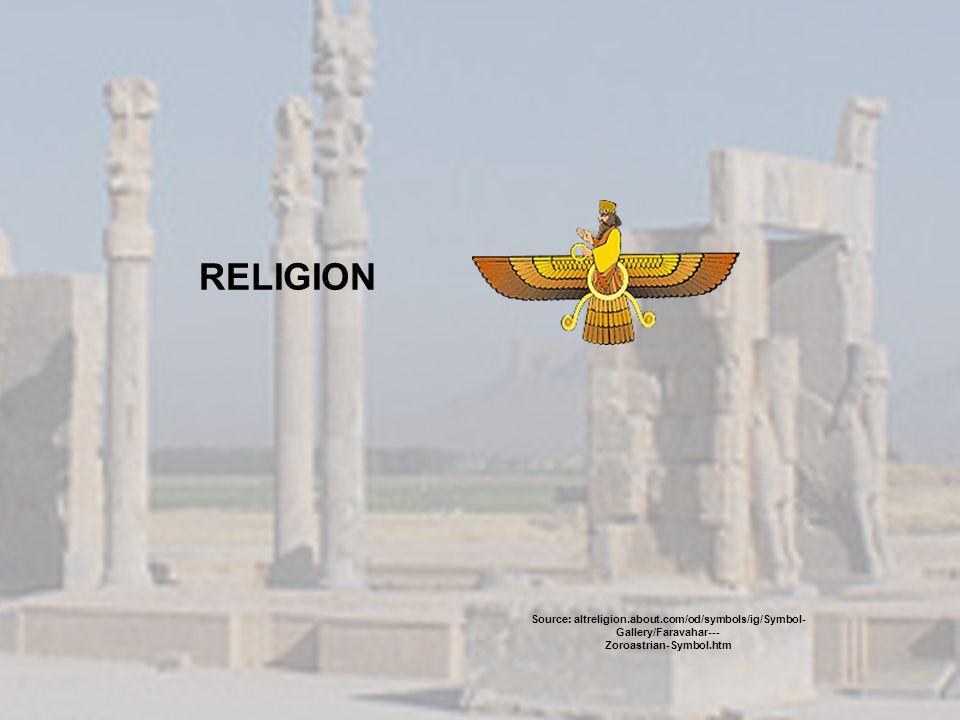 RELIGION Source: altreligion.about.com/od/symbols/ig/Symbol-