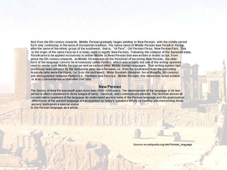 Source: en.wikipedia.org/wiki/Persian_language