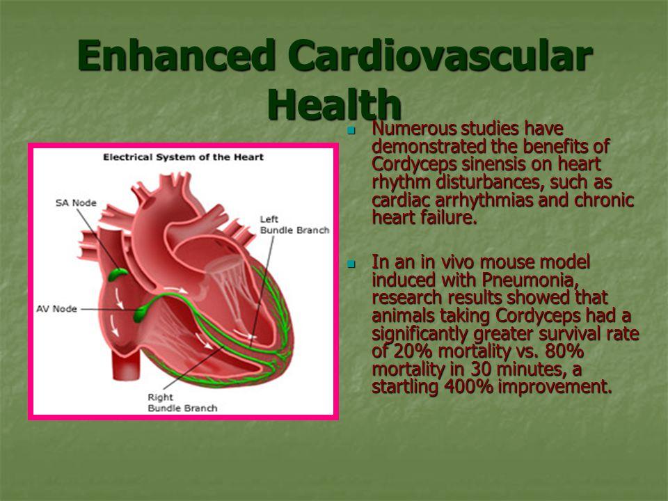 Enhanced Cardiovascular Health