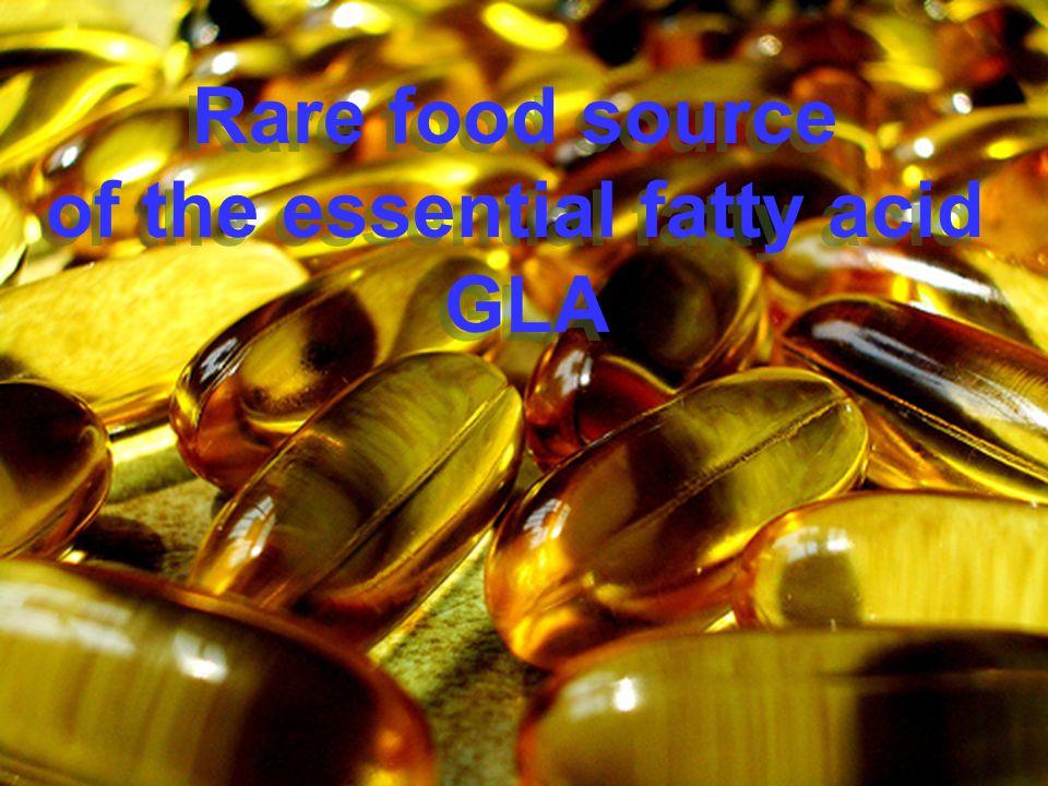 of the essential fatty acid